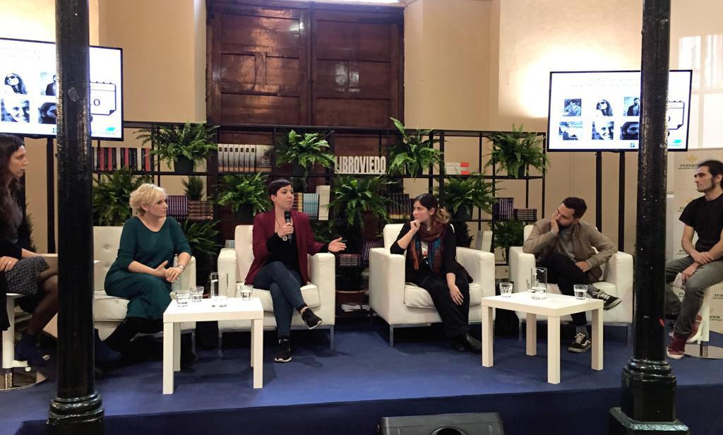 Mesa redonda «Traductores y correctores: las profesiones invisibles de la edición»