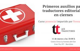 Primeros auxilios para traductores editoriales en ciernes: Barcelona