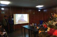 Charla sobre Traducción en el colegio Montedeva (Gijón)
