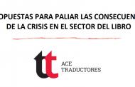 Propuestas para paliar las consecuencias de la crisis en el sector del libro