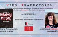 Barcelona: próxima sesión del ciclo Voces traductoras