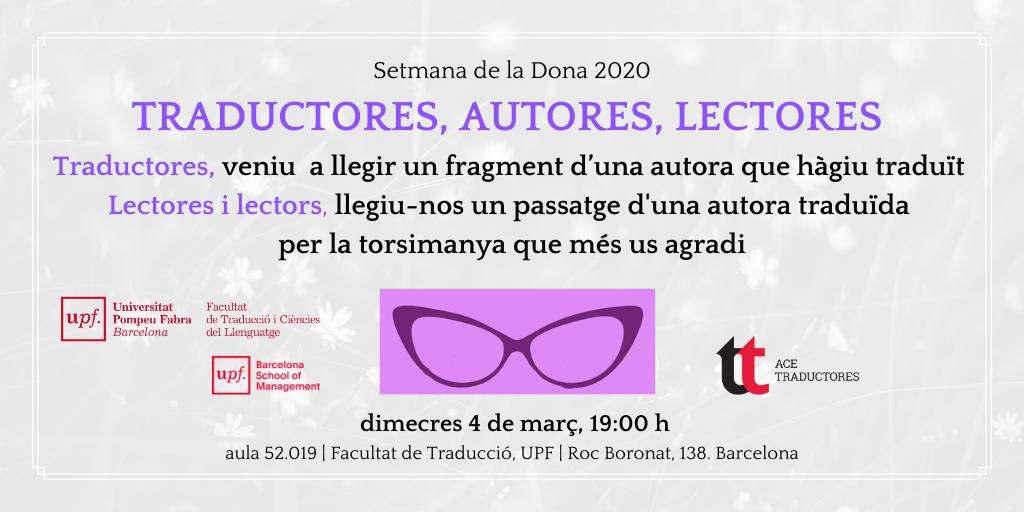 Celebración del Día Internacional de la Mujer en Barcelona