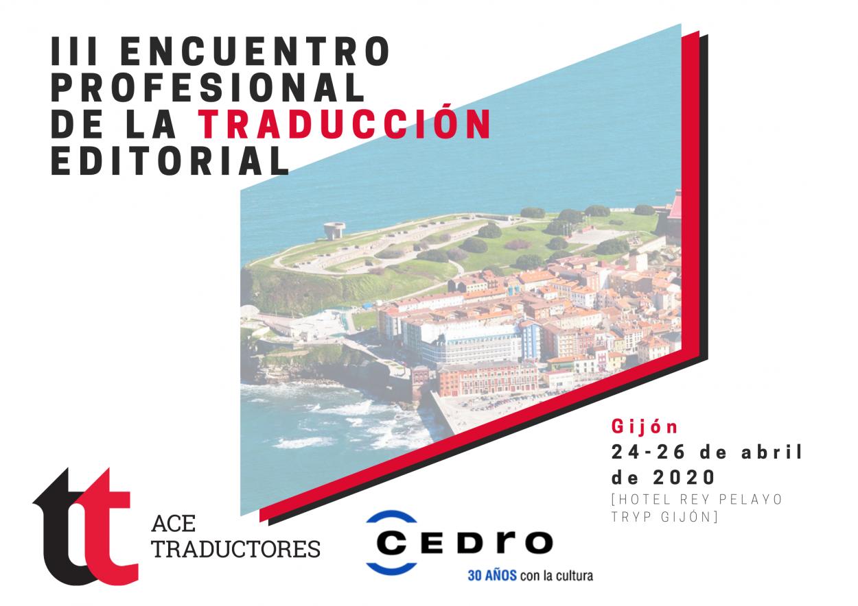 III Encuentro Profesional de la Traducción Editorial