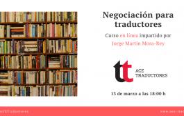Negociación para traductores