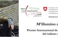 Teresa Lanero, ganadora del concurso «M'illumino d'immenso»