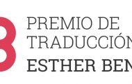Obras finalistas del XV Premio de Traducción Esther Benítez